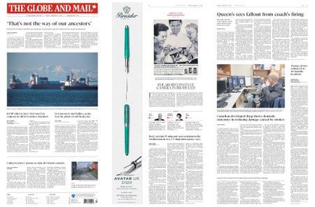 The Globe and Mail – February 21, 2020