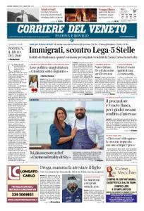 Corriere del Veneto Padova e Rovigo – 03 gennaio 2019