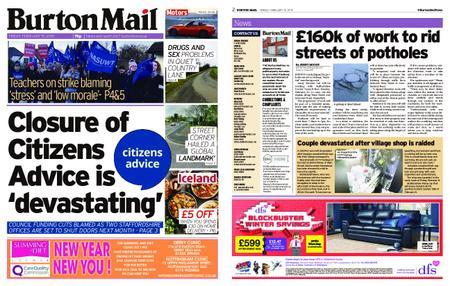 Burton Mail – February 15, 2019