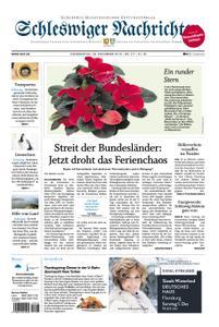 Schleswiger Nachrichten - 28. November 2019