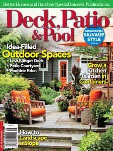 Deck, Patio & Outdoor Living - May 01, 2012