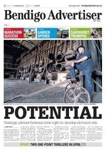 Bendigo Advertiser - April 23, 2018