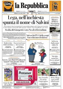 la Repubblica - 12 Settembre 2020