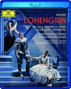 Christian Thielemann, Bayreuther Festspiele -  Wagner: Lohengrin (2018) [Blu-Ray]