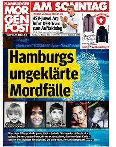 Hamburger Morgenpost - 08. Oktober 2017