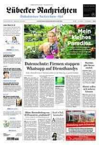 Lübecker Nachrichten Ostholstein Süd - 06. Juni 2018