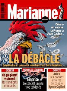Marianne - 26 Mars 2021