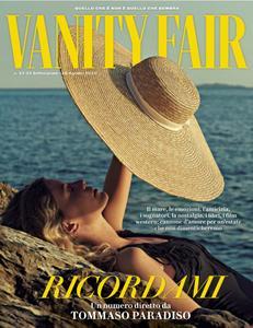 Vanity Fair Italia – 26 agosto 2020