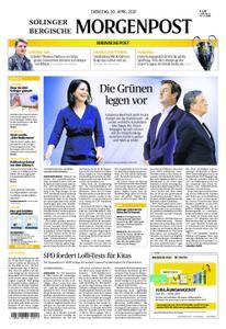 Bergische Morgenpost – 20. April 2021