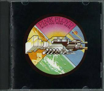 Pink Floyd - Wish You Were Here (1975) {1986, Reissue}