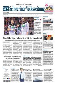 Schweriner Volkszeitung Hagenower Kreisblatt - 26. Januar 2019