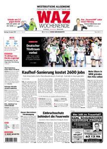 WAZ Westdeutsche Allgemeine Zeitung Oberhausen-Sterkrade - 26. Januar 2019