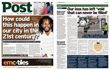 Nottingham Post – January 30, 2020