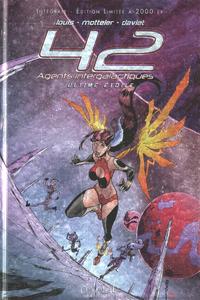 42 Agents Intergalactiques - Ultime Etoile - Intégrale