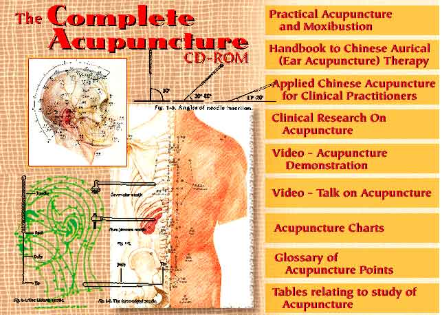 The Complete Acupuncture CDROM