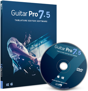 Guitar Pro 7.5.3 Build 1751 with Soundbanks and Tabs Multilingual macOS