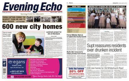 Evening Echo – April 24, 2018