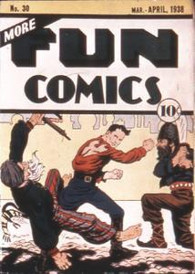 DComics YearList 1938