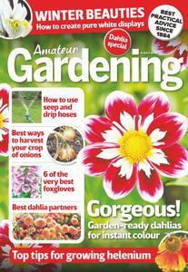 Amateur Gardening - 16 July 2019