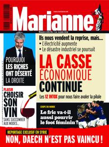Marianne - 07 juin 2019