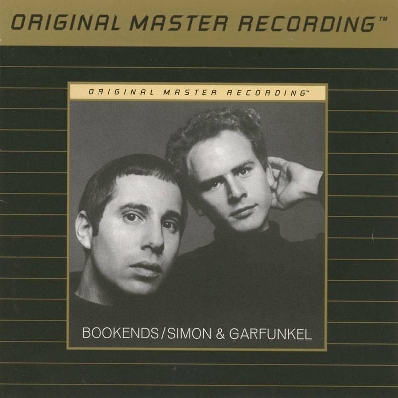 Simon & Garfunkel - Bookends (1968) [MFSL, UDCD 732]