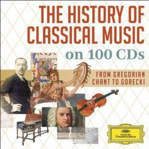 V.A. - The History Of Classical Music On 100 CDs (2013)