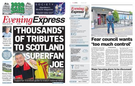 Evening Express – January 09, 2020