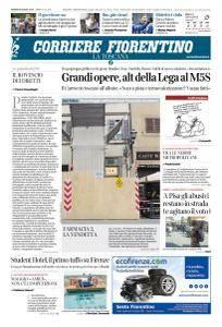 Corriere Fiorentino La Toscana - 8 Giugno 2018