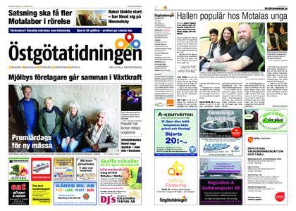 Östgötatidningen Mjölby – 24 april 2019