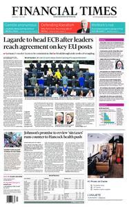 Financial Times UK – July 03, 2019
