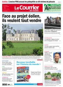 Le Courrier de l'Ouest Cholet – 23 août 2019