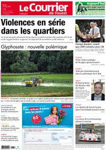 Le Courrier de l'Ouest Cholet – 14 mai 2019