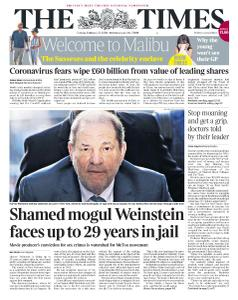 The Times - 25 February 2020