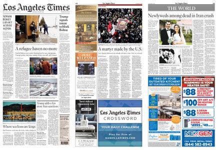 Los Angeles Times – January 11, 2020