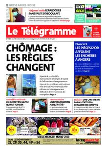 Le Télégramme Brest Abers Iroise – 30 septembre 2021