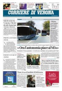 Corriere di Verona – 01 dicembre 2019