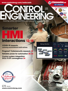 Control Engineering - June 2020