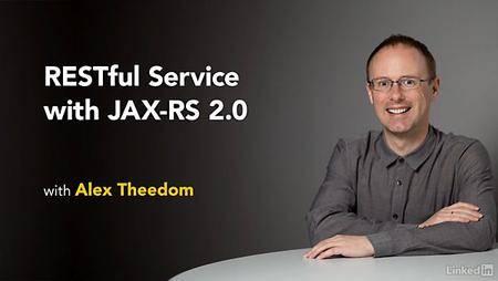 Lynda - RESTful Service with JAX-RS 2.0