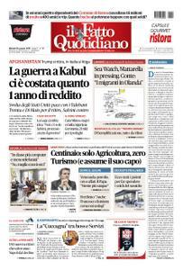 Il Fatto Quotidiano - 29 gennaio 2019