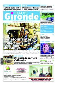 Haute Gironde – 24 août 2019