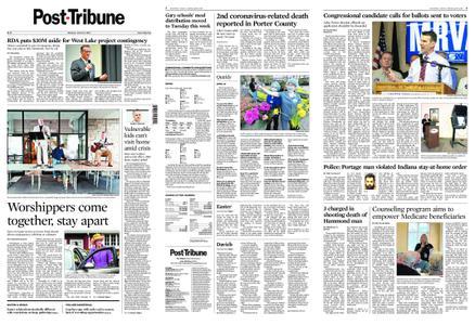 Post-Tribune – April 13, 2020