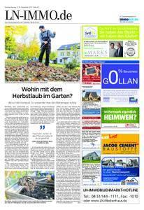 Lübecker Nachrichten Ostholstein Süd - 17. September 2017