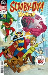 Scooby-Doo Team-Up 045 2019
