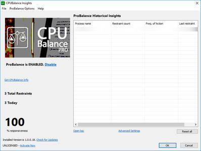 Bitsum CPUBalance Pro 1.0.0.76 Multilingual