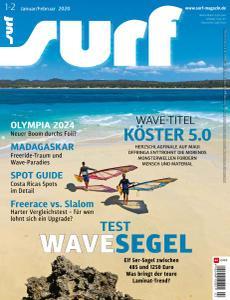 Surf Germany - Januar-Februar 2020
