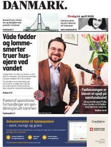 JydskeVestkysten Varde – 14. april 2020