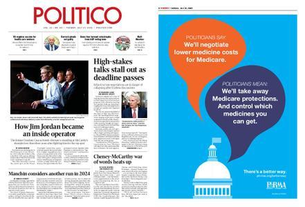 Politico – July 27, 2021