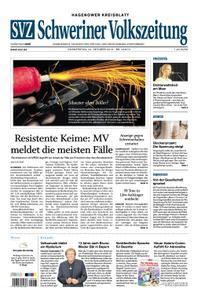 Schweriner Volkszeitung Hagenower Kreisblatt - 24. Oktober 2019