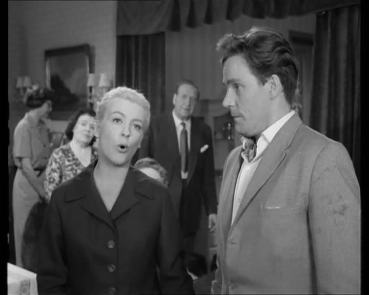 Приключения учительницы / Opettajatar seikkailee (1960, Советский дубляж, DVD5 + DVDRip)
