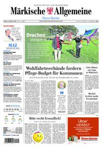 Märkische Allgemeine Dosse Kurier - 04. Oktober 2019